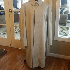Oleg Cassini vintage trench with liner